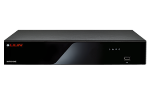 4 CH PoE 4K Standalone Network Video Recorder