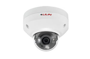 5MP Day & Night Fixed IR Vandal Resistant Dome IP Camera
