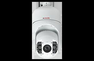 25X 1080P Day & Night 60 FPS IR Vandal Resistant PTZ IP Camera