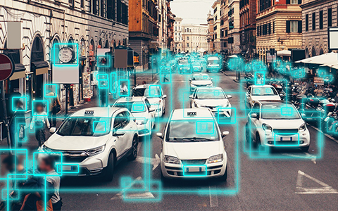 Aida Smart Traffic for Law Enforcement